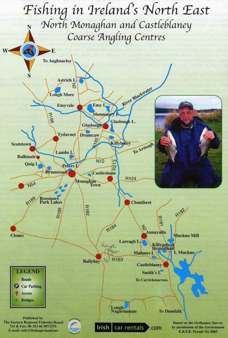 fishing in ireland  an angler u0026 39 s guide to the best fishing