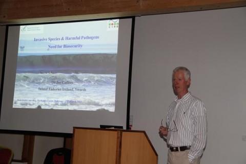 Dr Joe Caffrey Inland Fisheries Ireland
