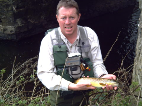 Local guide Brian Russell