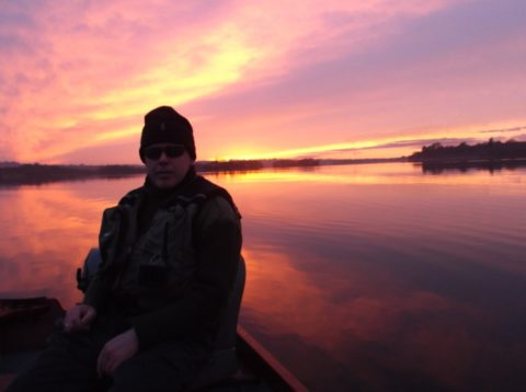 Stunning Scenery on the Water Over the Weekend