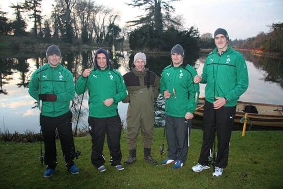 Good luck to the Irish Wolfounds to play England tomorrow