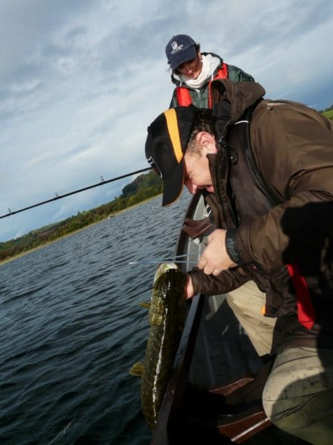 Richie Johnston - First Pike for Alexia (2)