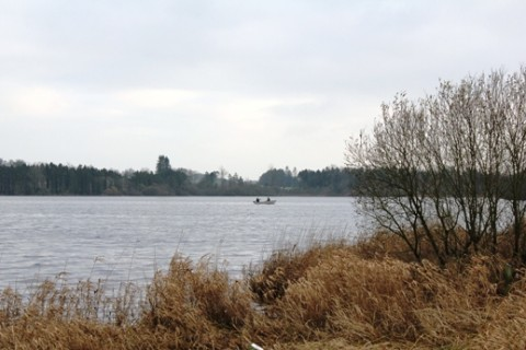 File Pic: Lough Muckno During Better Weather