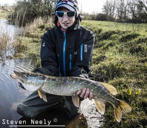 Steven Neely - March pike 1