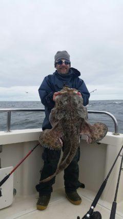 25lb anglerfish