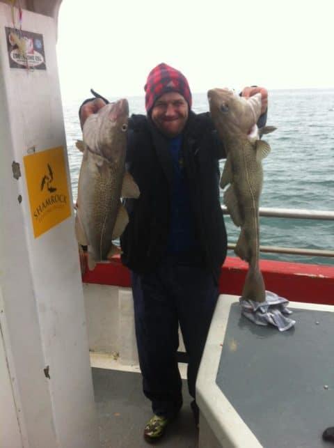 A couple of fine cod