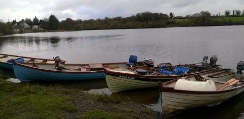 Boats ready for the day