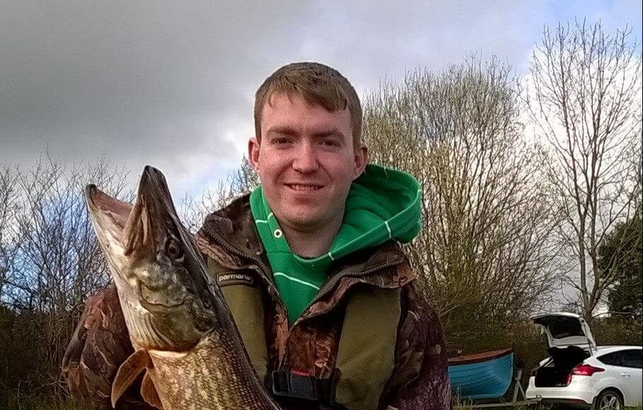 Some good pike were caught