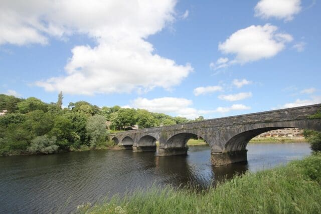 The Munster Blackwater at Cappoquin