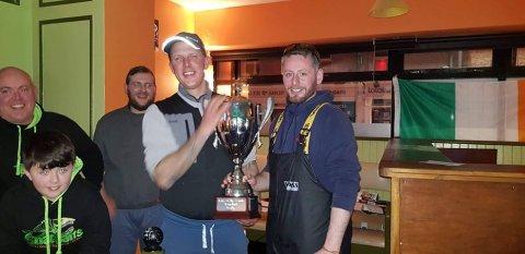 King of the Corrib Winners 2018 Aidan Traynor and Evaldas Gusarovas