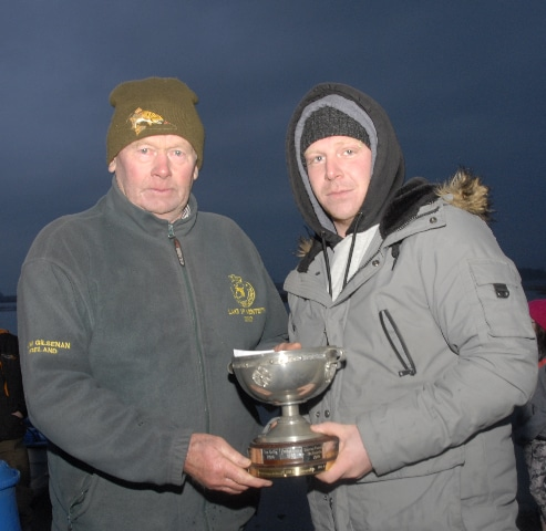Joe ledwith won Murtagh Cup on Derravaragh last Sunday