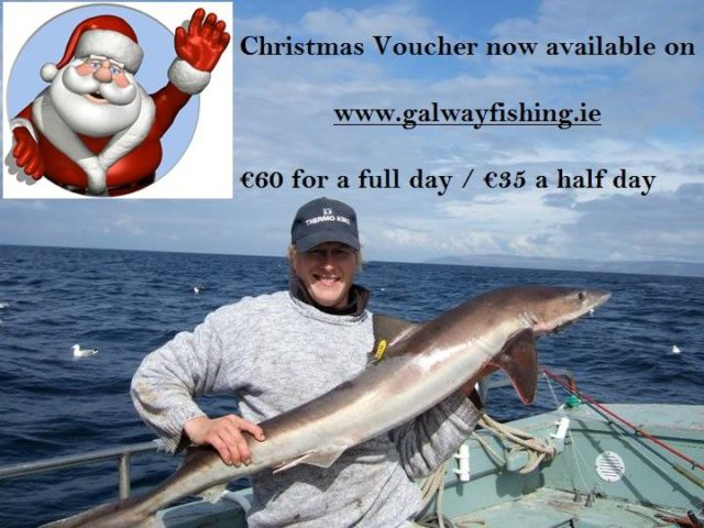 Galway Fishing Vouchers - the ideal GIFT!