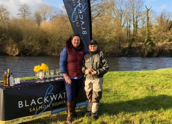 Blackwater Salmon Fishery