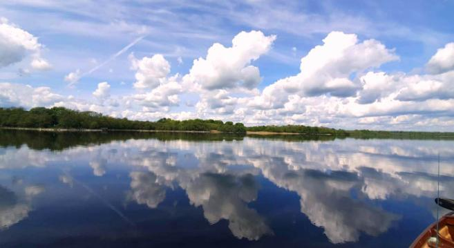 Lough Sheelin, May 9th 2020