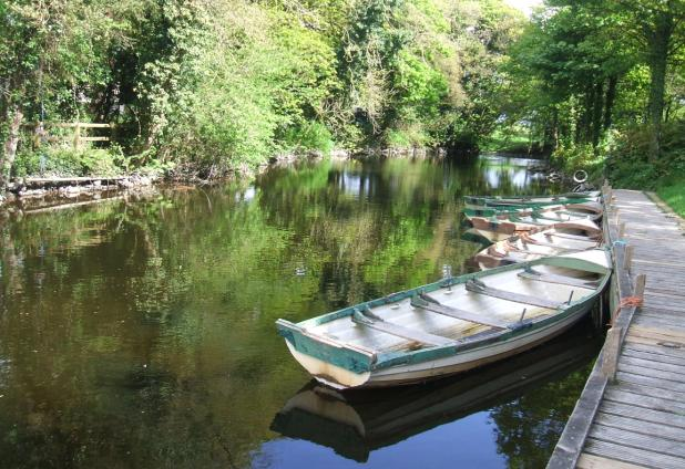River Inny, Finea