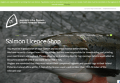 salmon licence shop website