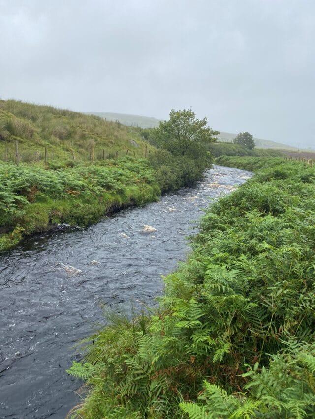 The Glen River in Doengal