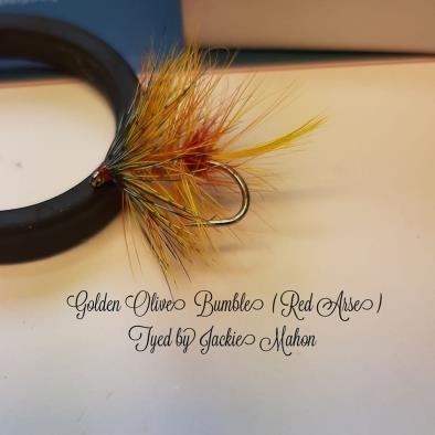 Golden Olive Bumbles