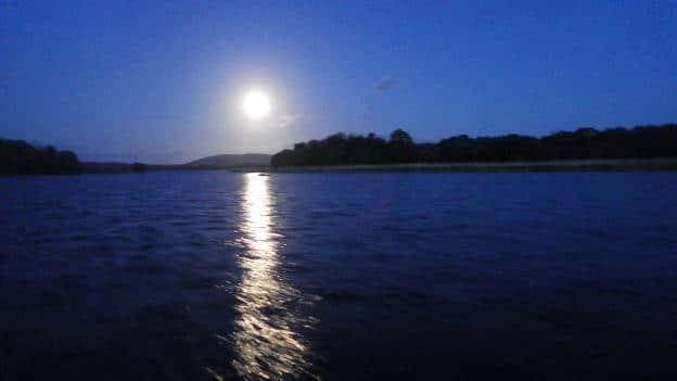 Moonlight & Magic, Lough Sheelin September 7th