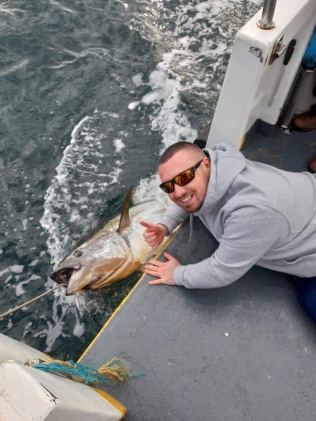 tuna release