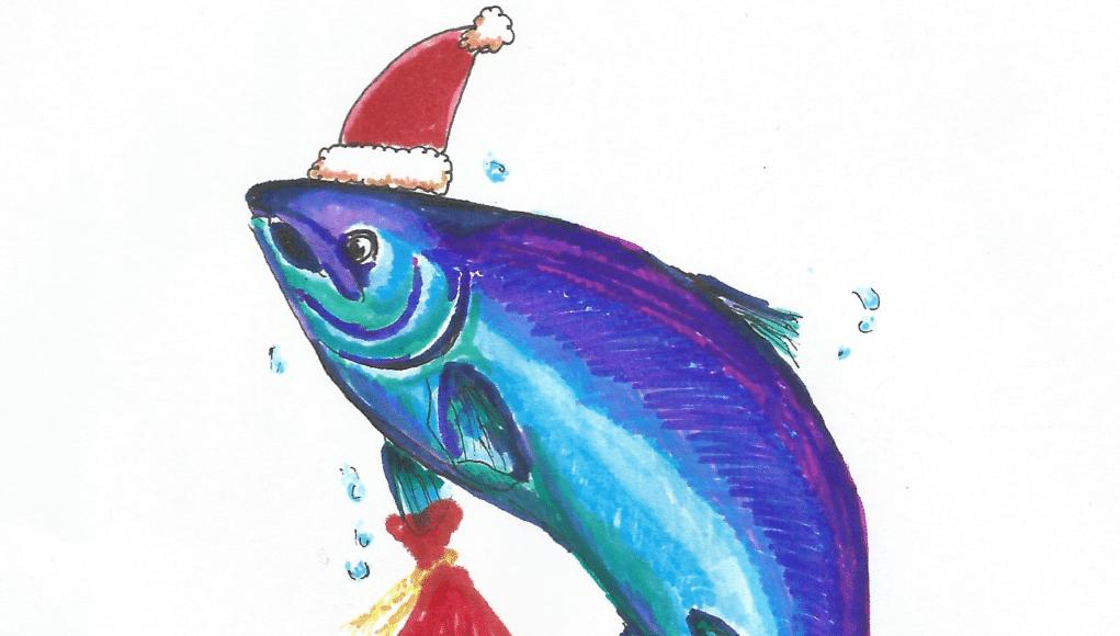 Happy fishmas