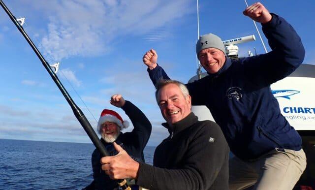 Henk, David and Tom