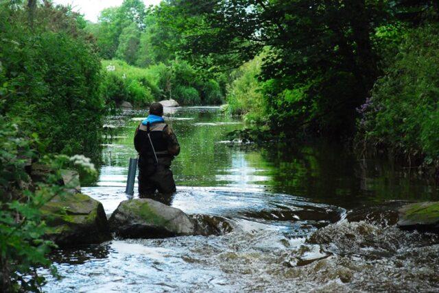 Runners Up Inler River, Maurice Neill