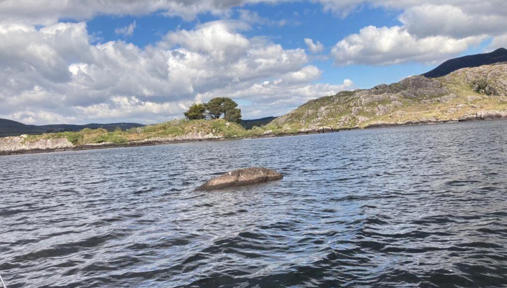 The Bull Rock, Lough Currane
