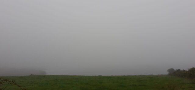 Fog bound Lough Currane 2021-08-20