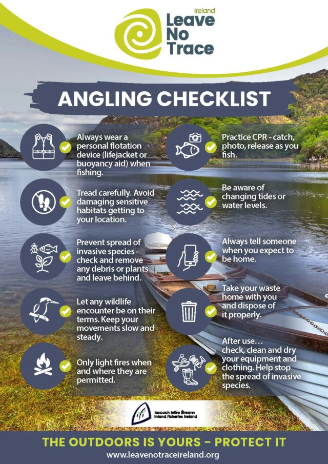 Angling Checklist