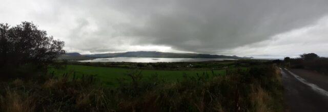 A view of Lough Currane